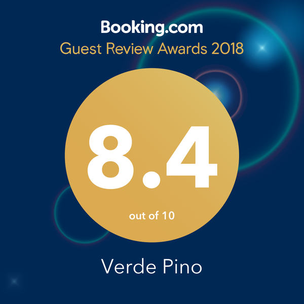 guest review awards 2018 verde pino